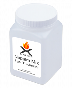 napalm mix for flamethrowers