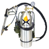 X15 Flamethrower Front