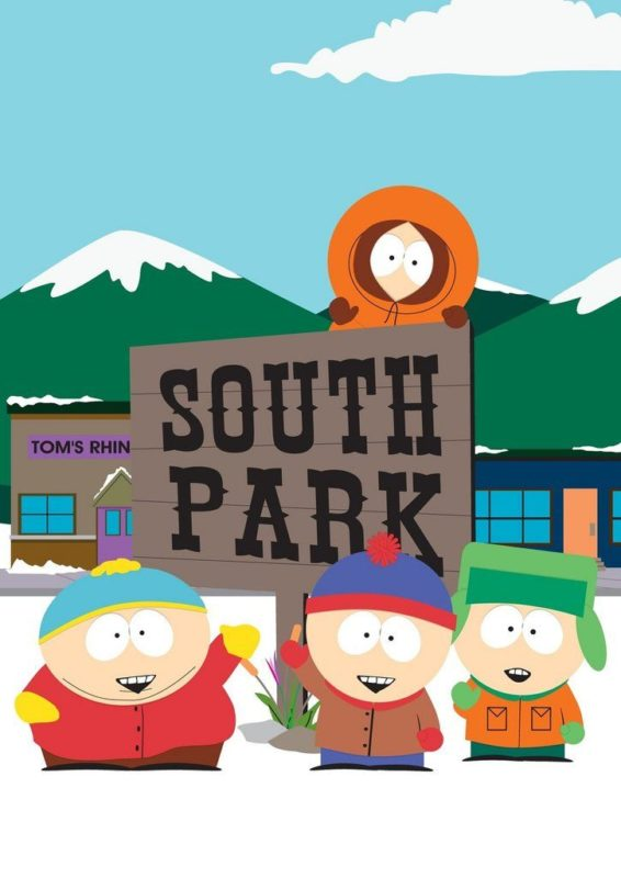 South Park Throwflame